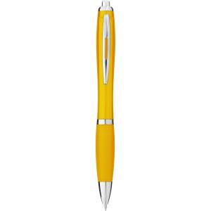 Nash golyóstoll fekete tollbetéttel, sárga